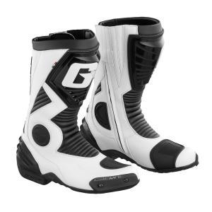 GAERNE ガエルネ G-EVOLUTION FIVE ジーエボリューション ファイブ  ロード ブーツ ホワイト 送料無料|jubet-store