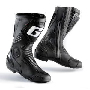 GAERNE ガエルネ G-EVOLUTION FIVE ジーエボリューション ファイブ  ロード ブーツ ブラック 送料無料|jubet-store