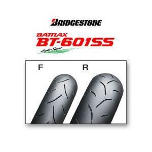 BRIDGESTONE BATTLAX BT−601SS BT601 FRONT 49J ブリヂストン バトラックス|jubet-store