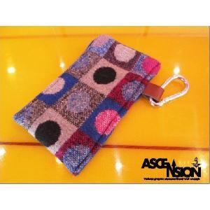 ASCENSION(アセンション)スマートフォンケースSMART PHONE CASE-Ladybug multicolor-】as-177|juice16
