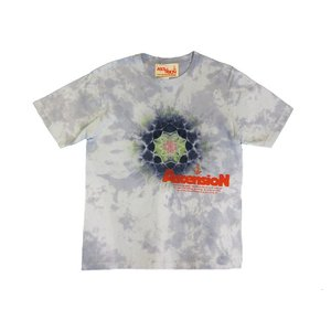 半袖Tシャツ Mandara 曼荼羅 ASCENSION(アセンション) ムラ染め Tシャツ