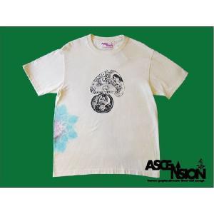 ASCENSION(アセンション)Tシャツ 【Mandara ''Mind of Peace'' 】as-245|juice16