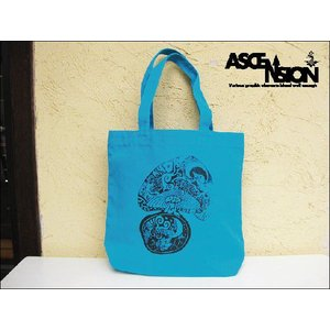 ASCENSION(アセンション) tote bag''Mind of Peace''  as-311|juice16