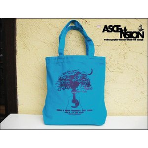 ASCENSION(アセンション) tote bag''Grow A Hand''  as-312|juice16