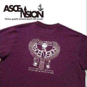 ASCENSION(アセンション)Tシャツ【Falcon】as-403|juice16