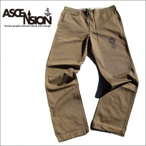 ASCENSION(アセンション)VINTAGE Khaki Trousers pants【Lotus】as-422|juice16