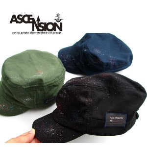 ASCENSION アセンション [Paint work cap]  as-601|juice16
