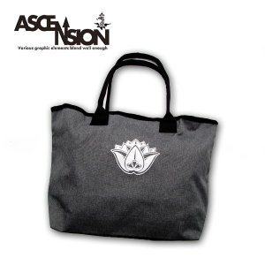 ASCENSION(アセンション) tote bag トートバッグ  as-619|juice16