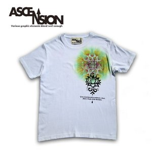 ASCENSION(アセンション)曼荼羅 タイダイ TEEシャツ  as-662|juice16