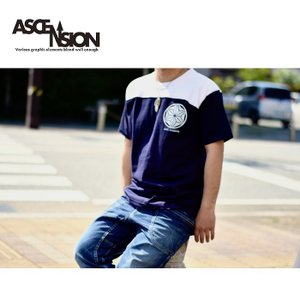 ASCENSION(アセンション) HOCKEY Tシャツ ASANOHAグラフィック   as-711|juice16