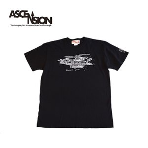 ASCENSION(アセンション)Ancient fish TEE Tシャツ メンズ Tシャツ アウトドア as-727|juice16