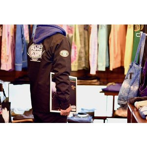 ASCENSION(アセンション)COACH JACKET(コーチジャケット) as-744|juice16