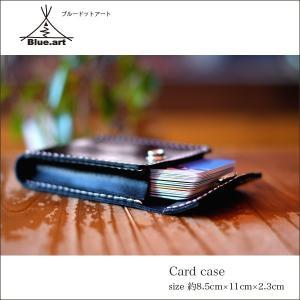 BLUE.art(ブルードットアート)Card case カードケースba-026|juice16