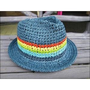 Hat 「Rainbow Summer Hat」 cap-010|juice16