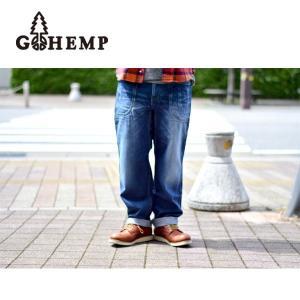 GO HEMP(ゴーヘンプ)VENDOR BASIC PANTS gh-015|juice16