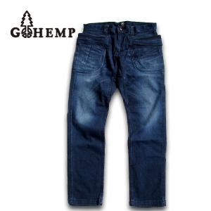GO HEMP(ゴーヘンプ)VENDOR TAPERED SLIM PANTS  gh-017|juice16