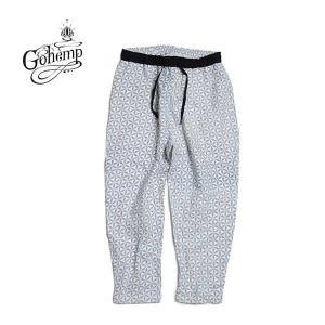 GO HEMP(ゴーヘンプ)GREEN LEAF PANTS gh-040|juice16
