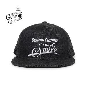 GO HEMP(ゴーヘンプ)SMILE MESH CAP  gh-043|juice16