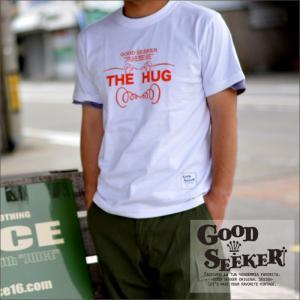 GOOD SEEKER(グッドシーカー)Tシャツ【HUG】  gs-007 juice16