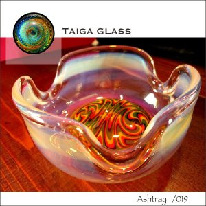 aigaGlass (タイガグラス) 灰皿 アシュトレイ 小物入れ taiga-019|juice16