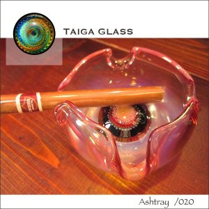 aigaGlass (タイガグラス) 灰皿 アシュトレイ 小物入れ taiga-020|juice16