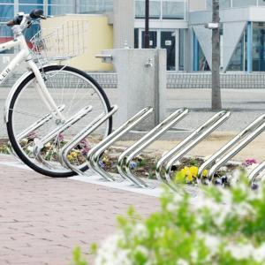 駐輪スタンド「自転車スタンド D-NA ディーナ CLIP 1台用」 【沖縄・離島以外 送料無料】 juicygarden