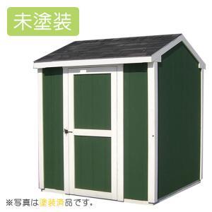 屋外 北欧風デザイン木製物置 スモールハウス:トレレボリ未塗装(送料別)|juicygarden
