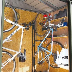 「メタルシェッド TM6サイクルプラス専用 サイドウォールパネルセット」本体の自転車倉庫TM6サイクルプラスは別売り juicygarden