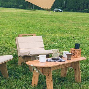 組み立て式 ローテーブル コーヒーテーブル 建材 木製 インテリア アウトドア グランピング 「YOKA パネルファニチャーシリーズ PANEL LONG TABLE」[送料無料]|juicygarden