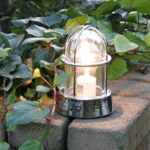 外灯 門灯 真鍮ライト マリンランプ 「真鍮ガーデンライト BH1000 真鍮色」 juicygarden
