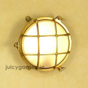 外灯 門灯 真鍮 ガーデンライト BH2030FR LED juicygarden