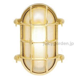 外灯 門灯 真鍮 ガーデンライト BH2035CL LED juicygarden