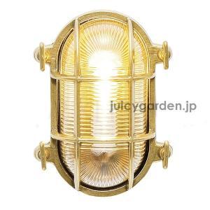 外灯 門灯 真鍮 ガーデンライト BH2036CL LED juicygarden