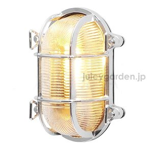 外灯 門灯 真鍮 ガーデンライト BH2036CRCL LED juicygarden