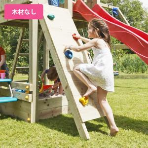 DIY 屋外 家庭用遊具作成用パーツ ボルダリング 「はらっぱギャング クライミングホールド」 【送料別】 自作