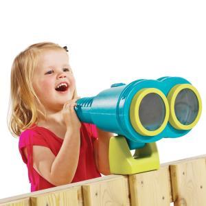 [送料込] DIY 屋外 家庭用遊具 おもちゃ 「はらっぱギャング 望遠鏡」  自作