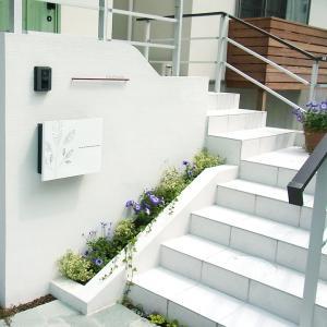 [送料無料] 郵便ポスト 壁掛け 家庭用 ポスト おしゃれ 郵便受け 「アートポスト L'ombre ロンブル」 juicygarden 04