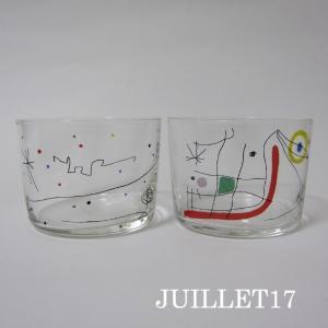 Joan Miro ジョアン・ミロ ワイングラス おしゃれ アート コップ|juillet17