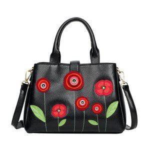 ベンデューラ バッグ ハンドバッグ ショルダーバッグ レディース ブランド 2way ポピー Vendula New Poppy 3 Compartments Grab Bag ベンデューラロンドン|juillet17