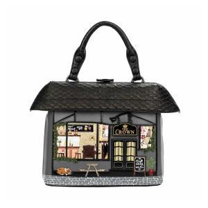 ベンデューラ バッグ ハンドバッグ ショルダーバッグ レディース ブランド 2way クラウン Vendula London Crown Grab Bag ベンデューラロンドン|juillet17