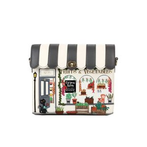 ベンデューラ バッグ ロンドン ショルダーバッグ ブランド レディース 斜め掛け グロッサリー Vendula Greengrocers Box Bag ベンデューラロンドン|juillet17
