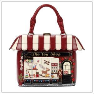 ベンデューラ バッグ ハンドバッグ ショルダーバッグ レディース ブランド 2way トイショップ Vendula London Toy Shop Grab Bag ベンデューラロンドン|juillet17