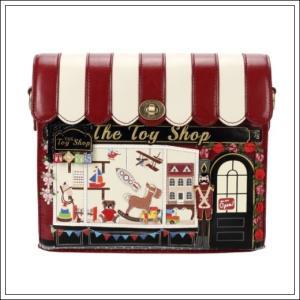 ベンデューラ バッグ ロンドン ショルダーバッグ ブランド レディース 斜め掛け トイショップ Vendula Toy Shop Box Bag ベンデューラロンドン|juillet17