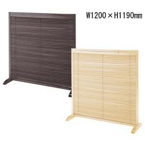 「和風衝立 W1200×H1190mm」 パーテーション パーティション 感染対策 飛沫対策 飛沫予防パネル|juke-store