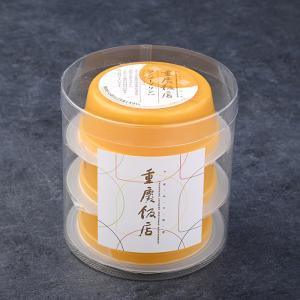 横浜中華街 お土産 重慶飯店 マンゴープリン3個入の商品画像|ナビ