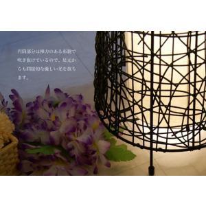 フロアスタンド TKU001L (アジアン 照明器具 間接照明 LED おしゃれ フロアランプ フロアライト デザイン インテリア スタンドライト )|julia|04