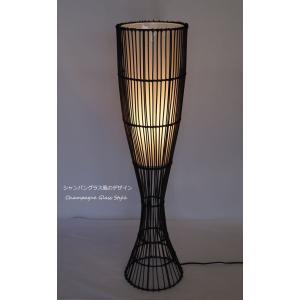 フロアスタンド TKU002L (アジアン 照明器具 間接照明 LED おしゃれ フロアランプ フロアライト デザイン インテリア スタンドライト )|julia