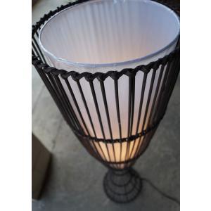 フロアスタンド TKU002L (アジアン 照明器具 間接照明 LED おしゃれ フロアランプ フロアライト デザイン インテリア スタンドライト )|julia|05