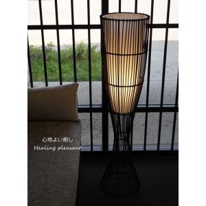 フロアスタンド TKU002L (アジアン 照明器具 間接照明 LED おしゃれ フロアランプ フロアライト デザイン インテリア スタンドライト )|julia|06
