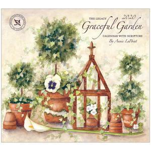 2020 Legacy Calendar/レガシーカレンダー Graceful Garden/グレーシフル ガーデン